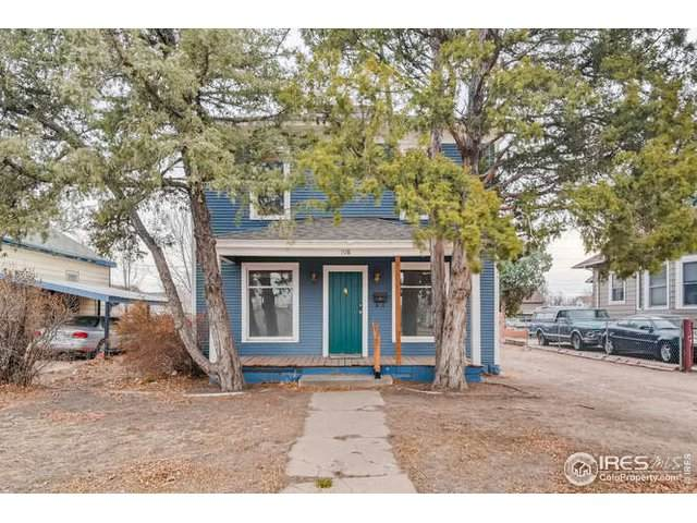 1118 5th St, Greeley, CO 80631 (MLS #930078) :: Re/Max Alliance