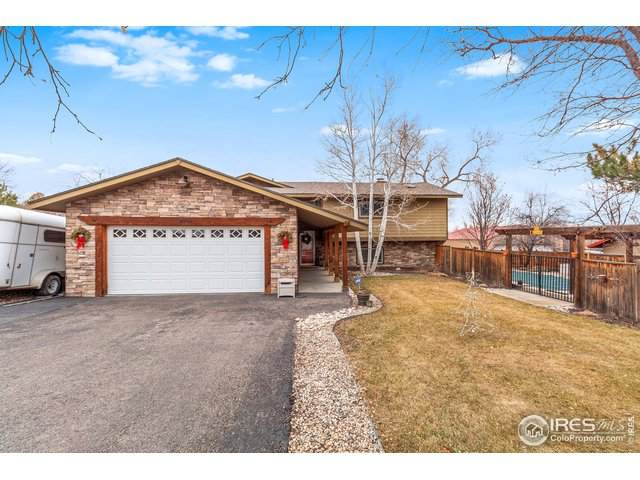 3516 Arapahoe Dr, Fort Collins, CO 80521 (MLS #930085) :: 8z Real Estate