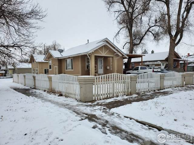 1329 6th St, Greeley, CO 80631 (MLS #930105) :: Re/Max Alliance