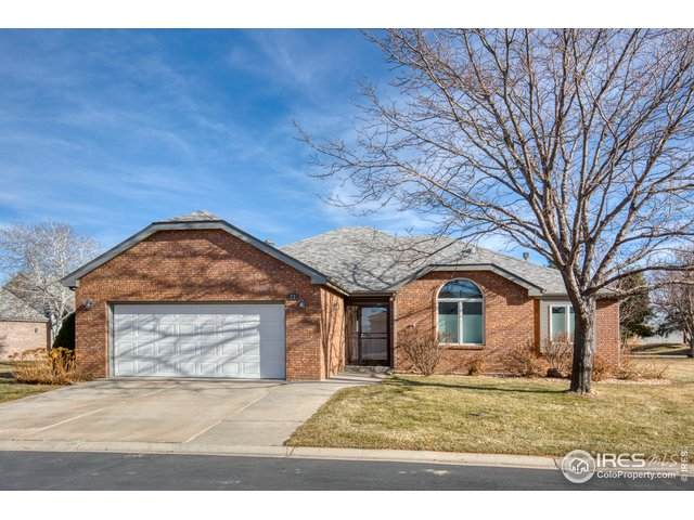 225 Dundee Ave #21, Greeley, CO 80634 (MLS #930107) :: Tracy's Team