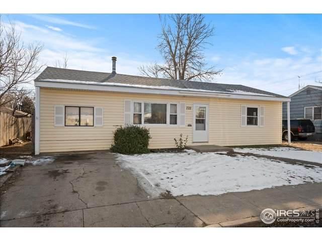 722 Old Fort Pl, Fort Morgan, CO 80701 (MLS #930122) :: 8z Real Estate