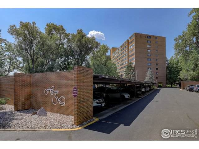 1850 Folsom St #209, Boulder, CO 80302 (#930126) :: Kimberly Austin Properties