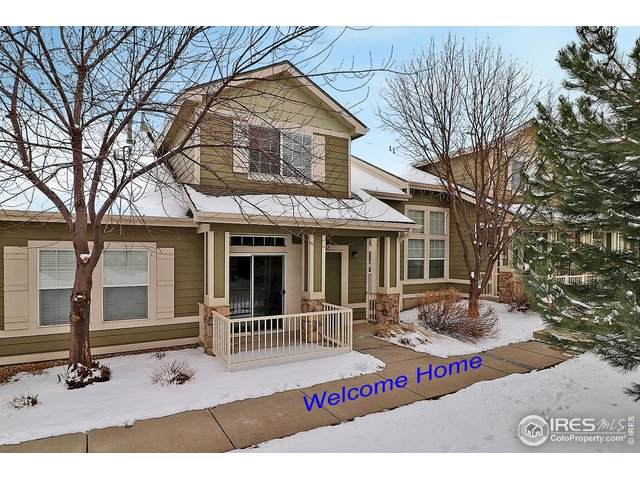 1900 68th Ave #1102, Greeley, CO 80634 (MLS #930175) :: 8z Real Estate
