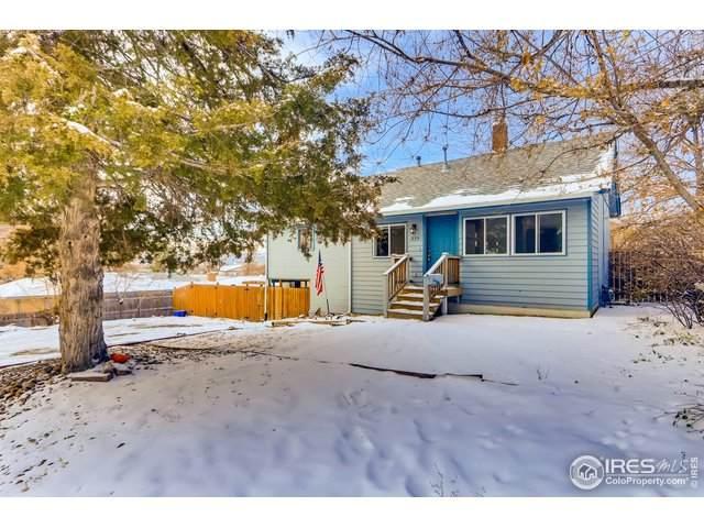 235 Sunset St, Longmont, CO 80501 (MLS #930221) :: Jenn Porter Group