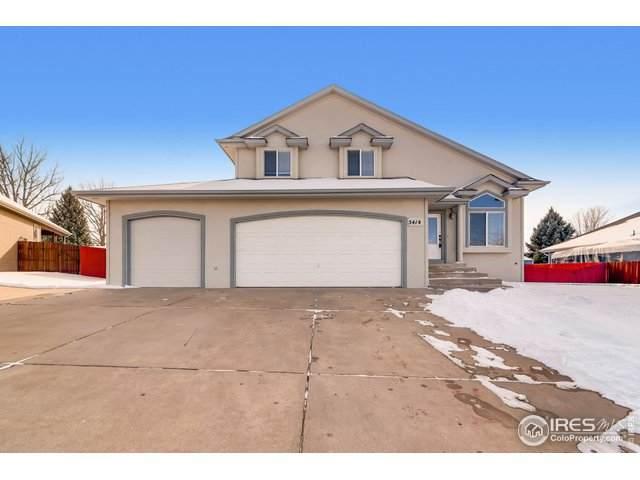 5414 W 16th St Ln, Greeley, CO 80634 (MLS #930222) :: 8z Real Estate