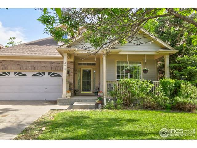 4619 Bella Vista Dr, Longmont, CO 80503 (MLS #930242) :: 8z Real Estate