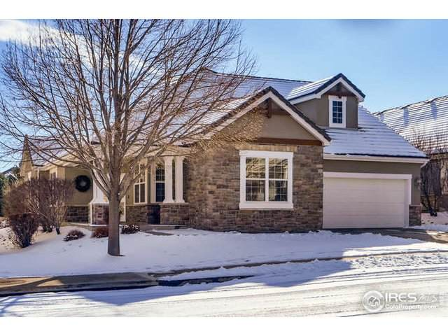 707 Windflower Dr, Longmont, CO 80504 (MLS #930256) :: Tracy's Team