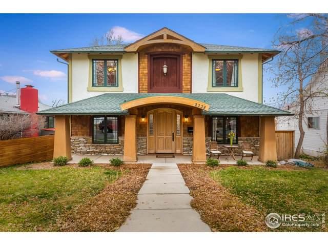 2228 Bluff St, Boulder, CO 80304 (MLS #930265) :: Colorado Home Finder Realty