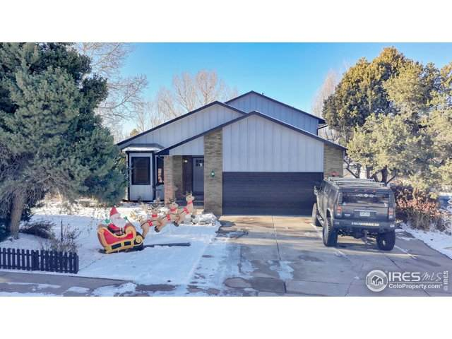1269 49th Ave Ct, Greeley, CO 80634 (MLS #930319) :: Jenn Porter Group
