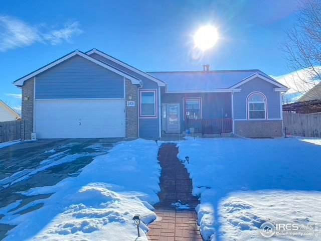 2408 Marina St, Evans, CO 80620 (MLS #930325) :: HomeSmart Realty Group