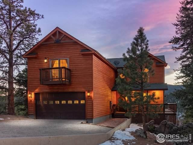 76 Overlook Ln, Estes Park, CO 80517 (MLS #930335) :: Hub Real Estate