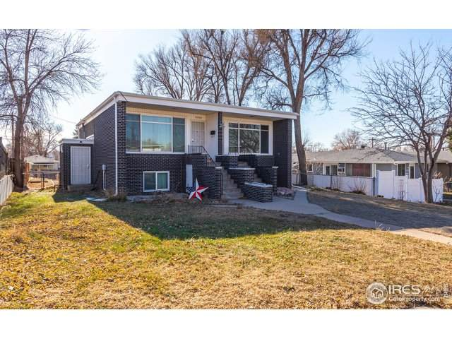 2506 W 7th St, Greeley, CO 80634 (MLS #930358) :: Tracy's Team