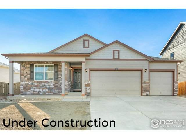 1431 Vantage Pkwy, Berthoud, CO 80513 (MLS #930361) :: J2 Real Estate Group at Remax Alliance