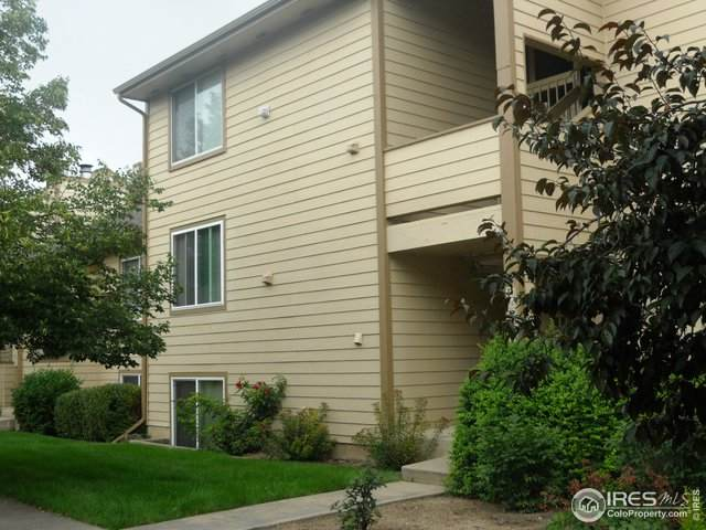 3465 Lochwood Dr #72, Fort Collins, CO 80525 (MLS #930390) :: Downtown Real Estate Partners