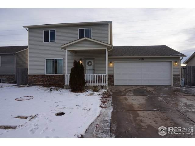4228 W 31st St, Greeley, CO 80634 (MLS #930397) :: Tracy's Team