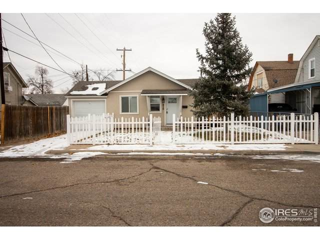 816 15th Ave, Greeley, CO 80631 (MLS #930401) :: 8z Real Estate