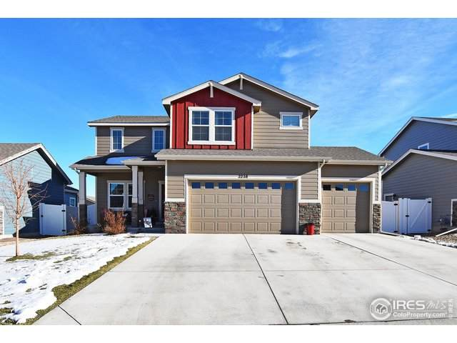 2258 75th Ave, Greeley, CO 80634 (MLS #930445) :: Jenn Porter Group