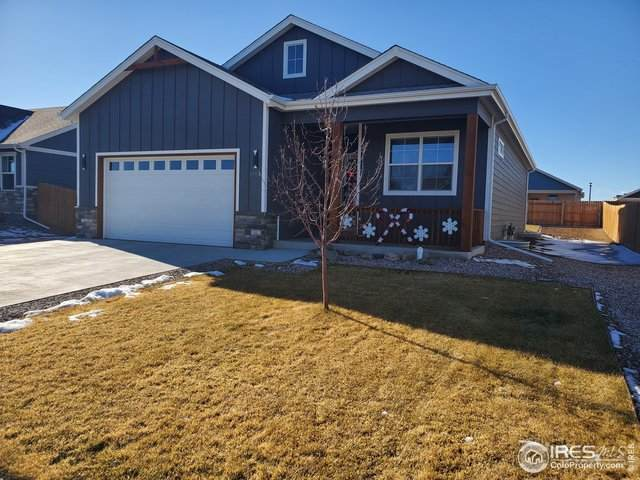 1104 Johnson St, Wiggins, CO 80654 (MLS #930459) :: Tracy's Team