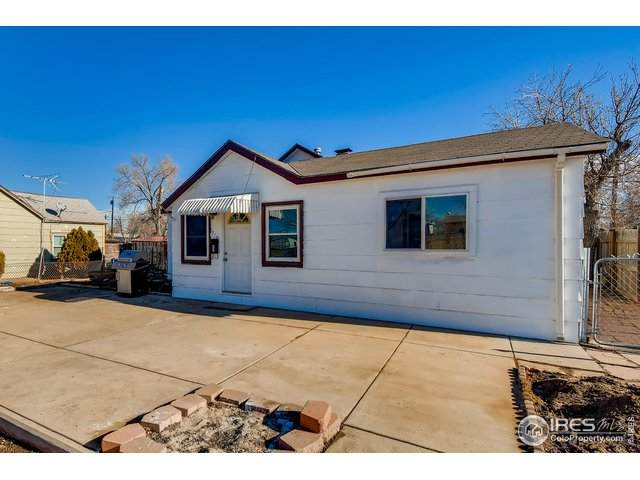 710 Pacific Ave, Fort Lupton, CO 80621 (MLS #930524) :: 8z Real Estate