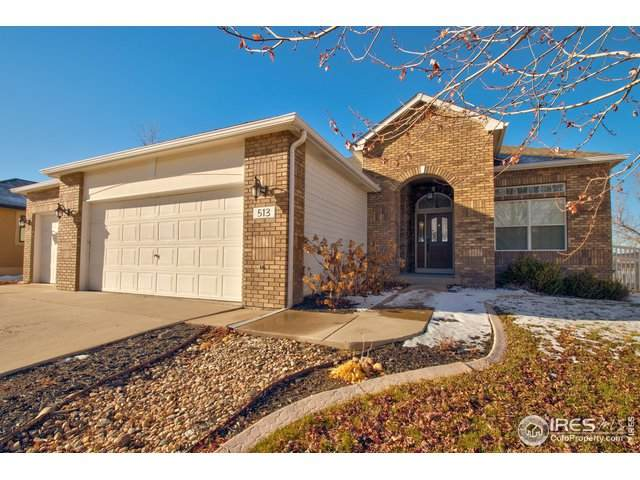 513 54th Ave, Greeley, CO 80634 (MLS #930530) :: Hub Real Estate