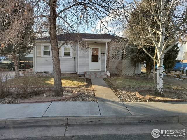 2439 10th Ave Ct, Greeley, CO 80631 (MLS #930532) :: 8z Real Estate