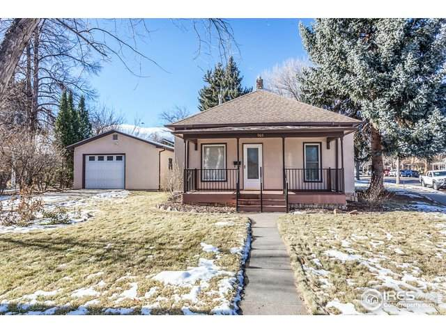 905 W Oak St, Fort Collins, CO 80521 (MLS #930572) :: Jenn Porter Group