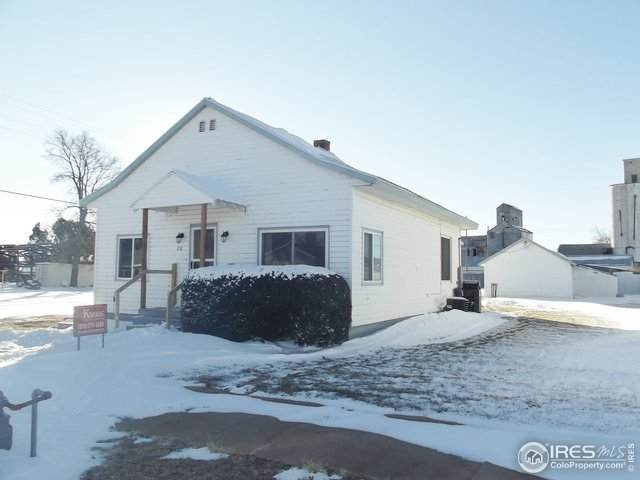 218 E Raymond St, Haxtun, CO 80731 (MLS #930591) :: Hub Real Estate