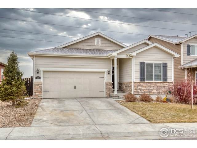 475 Xavier Dr, Lochbuie, CO 80603 (MLS #930636) :: Tracy's Team