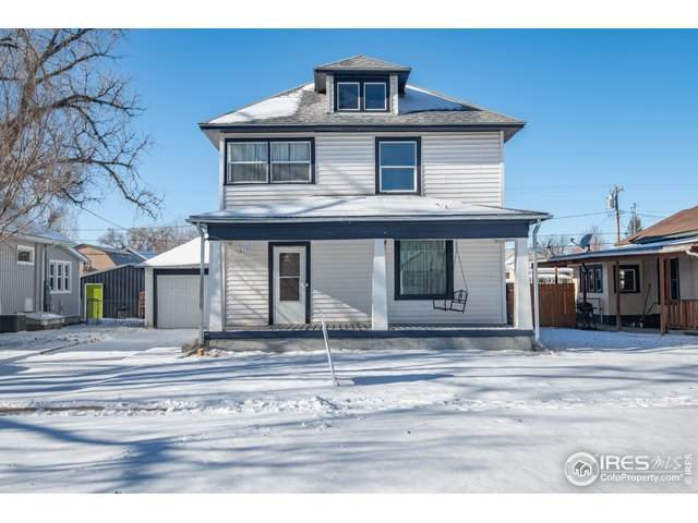 817 State St, Fort Morgan, CO 80701 (MLS #930645) :: 8z Real Estate