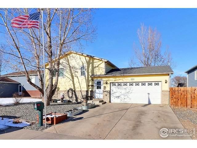 221 E 21st St Rd, Greeley, CO 80631 (MLS #930673) :: Jenn Porter Group