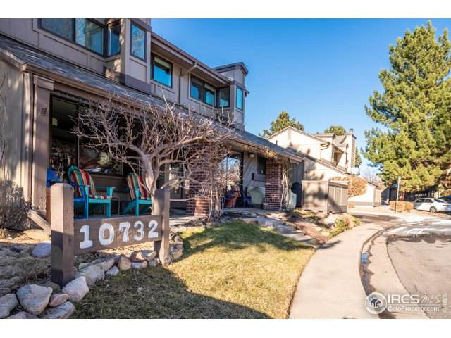 10732 W Florida Ave D, Lakewood, CO 80232 (MLS #930691) :: Jenn Porter Group