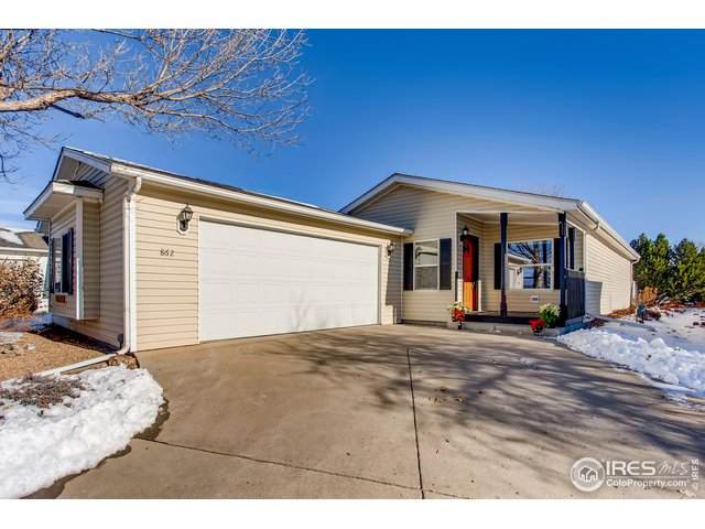 862 Pleasure Dr, Fort Collins, CO 80524 (MLS #930717) :: Wheelhouse Realty