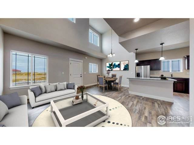 1721 Westward Cir #5, Eaton, CO 80615 (MLS #930723) :: 8z Real Estate