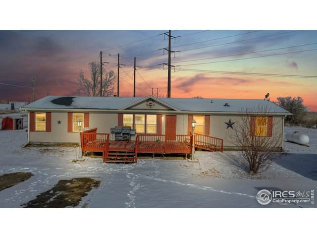8300 County Road 39, Fort Lupton, CO 80621 (MLS #930725) :: 8z Real Estate