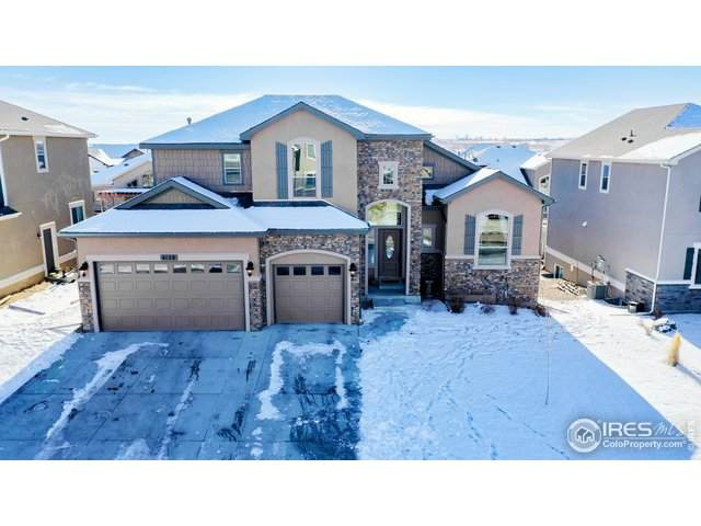 4138 Carroway Seed Dr, Johnstown, CO 80534 (MLS #930731) :: Tracy's Team