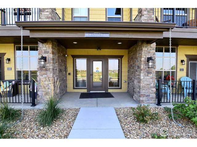6634 Crystal Downs Dr #204, Windsor, CO 80550 (MLS #930745) :: The Sam Biller Home Team