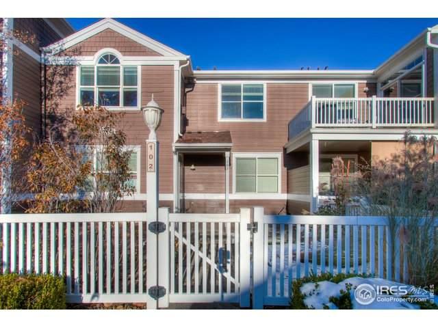 2075 Grays Peak Dr #102, Loveland, CO 80538 (MLS #930754) :: J2 Real Estate Group at Remax Alliance