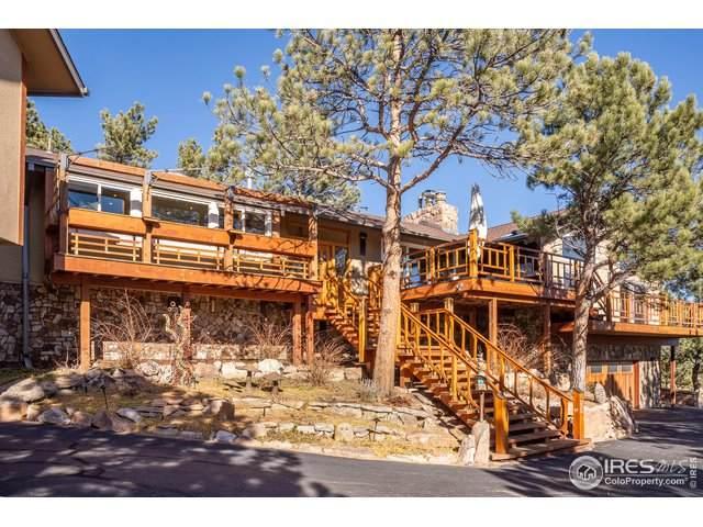 2901 N Lakeridge Trl, Boulder, CO 80302 (MLS #930758) :: 8z Real Estate
