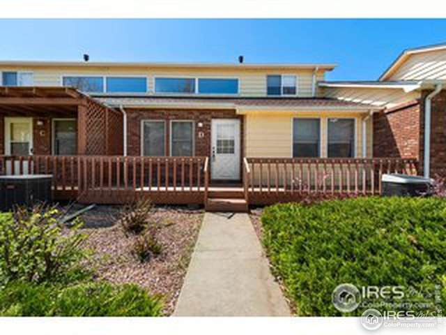 3500 Laredo Ln D, Fort Collins, CO 80526 (MLS #930761) :: Neuhaus Real Estate, Inc.