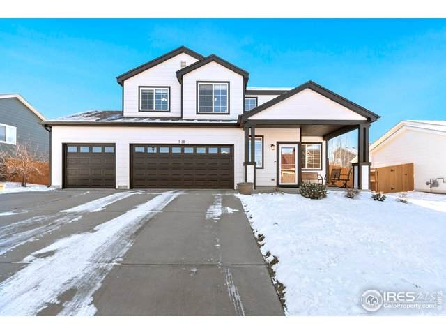 510 Andrew Dr, Dacono, CO 80514 (MLS #930801) :: 8z Real Estate