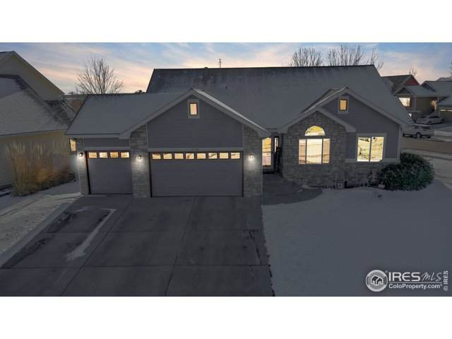 3101 66th Ave, Greeley, CO 80634 (MLS #930807) :: Bliss Realty Group