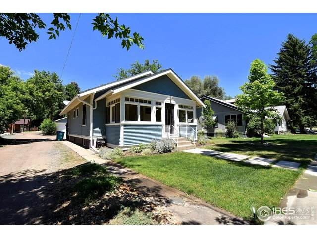 416 E Plum St, Fort Collins, CO 80524 (MLS #930831) :: Keller Williams Realty