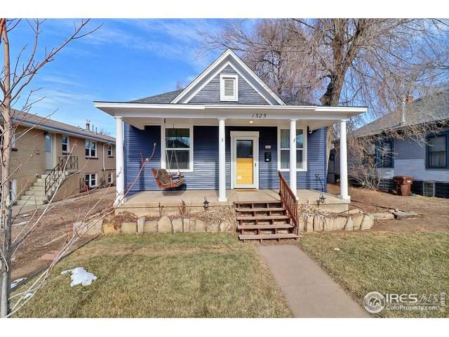 1325 12th St, Greeley, CO 80631 (MLS #930832) :: Re/Max Alliance