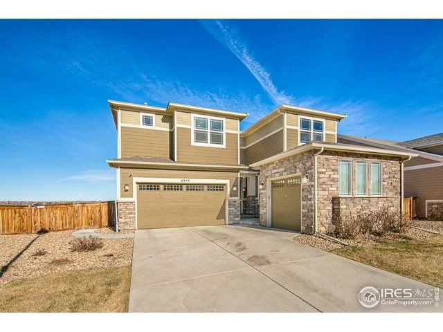 6949 E 123rd Pl, Thornton, CO 80602 (MLS #930845) :: 8z Real Estate