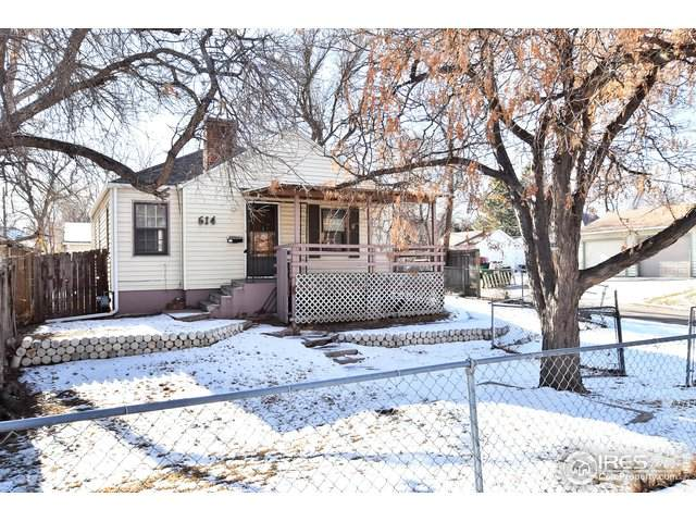 614 17th St, Greeley, CO 80631 (MLS #930870) :: 8z Real Estate