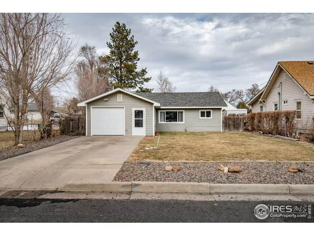 1009 W Beaver Ave, Fort Morgan, CO 80701 (MLS #930877) :: 8z Real Estate