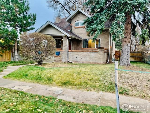 1484 Cherry St, Denver, CO 80220 (MLS #930880) :: 8z Real Estate