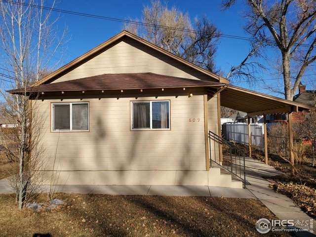 609 W Kiowa Ave, Fort Morgan, CO 80701 (MLS #930884) :: 8z Real Estate