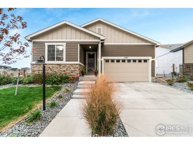 2703 Sand Beach Lake Dr, Loveland, CO 80538 (MLS #930893) :: RE/MAX Alliance