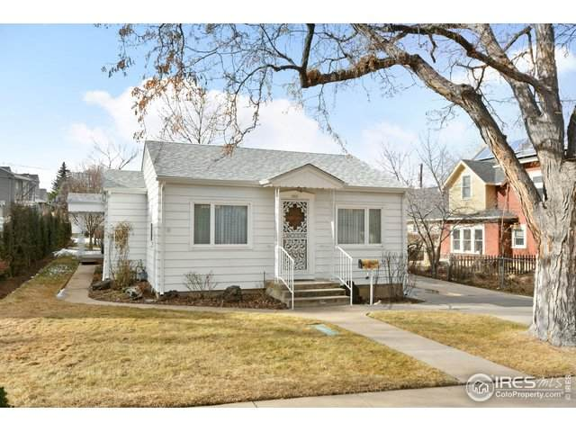 1213 Jefferson Ave, Louisville, CO 80027 (MLS #930894) :: J2 Real Estate Group at Remax Alliance